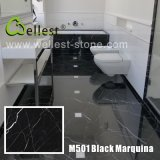 Grande un Black Marquina Nero Marquina Marble Flooring Tile