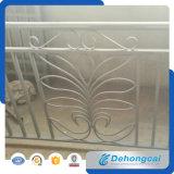 簡潔な安全高品質の錬鉄の塀(dhfence25)