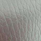 EU SGS 증명서 Z027 주입 PVC 인공 가죽 PVC 가죽 신발 가죽