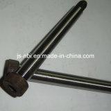 De uitstekende kwaliteit Ingepaste As van het Roestvrij staal