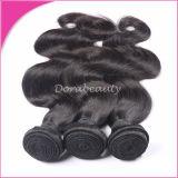 Волосы девственницы выдвижения волос Remy объемной волны малайзийские