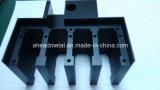 Pieza del CNC, CNC que trabaja a máquina piezas del CNC