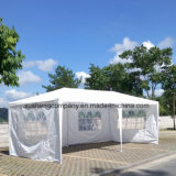 10'x20'outdoor Canopy Party Wedding Tent White Gazebo Pavilion W Side Walls