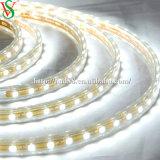 Luz blanca de la cuerda de la tira SMD5050