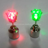 Partij Decoration LED Light op Earring met Logo Lasered (4901)