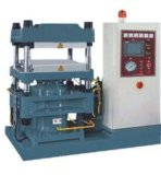 El doble moldea la máquina de vulcanización mecánica