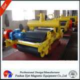 Metal Garbage Sorting를 위한 전기 Oil Cooled Cross Belt Magnetic Separator