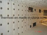 Zudecke der keramischen Faser-1600 (polycrystal Faser)