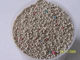 動物の寝具の砂