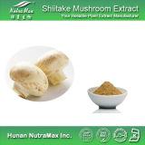Polysaccharide 100% de l'extrait 10%-50% de champignon de couche de Natrual Shitake