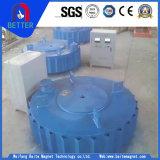 Máquina magnética seca de /Magnetic do separador da eficiência elevada da série de Rcdb com tipo da suspensão para materiais profissionais da remoção do minério de ferro com venda quente