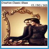 Miroir argenté givré de 5 mm pour la taille 1830X2440mm
