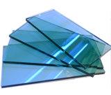 Acrílico transparente del verde de acrílico transparente de la hoja del molde
