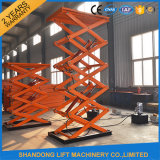 Heavy Equipment Scissor Lift Used