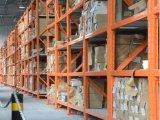 倉庫媒体の調節可能な記憶ラック