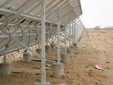 Земное конкретное солнечное Поляк /Solar Braket