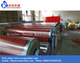 Plastic PP Woven Bags / Sack Flat Making Machine / Lopende band