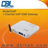 1 звонок Port входного VoIP GSM свободно (GoIP1)