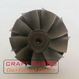 Asta cilindrica della rotella di turbina Gt16