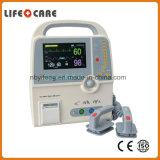 Monophasic Defibrillator van de Noodsituatie van de Ziekenwagen van de fabriek Goedkoopste Draagbare Behandelde