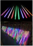 Impermeabilizzare gli indicatori luminosi dell'acquazzone di meteora di 80cm 78LED 10tubes LED per l'illuminazione della decorazione di natale all'aperto che si illumina con il driver del LED