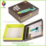 2016 venta caliente del dedo del papel del lector la impresión de embalajes Box