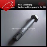 ASTM A193 B7 Stud Bolt mit A194 2h Heavy Hex Nut