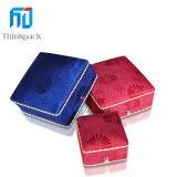 Por encargo de la Red de tela rectangular caja de regalo