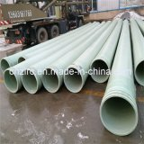 FRP Pipe Fiberglass Reinforced Plastic Pipe per Water Treatment