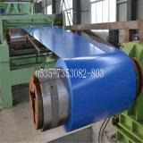 Farbe beschichtetes galvanisiertes Stahlblech in Ring 0.45mm*914mm