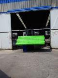Les Chinois fabriquent la bâche de protection imperméable à l'eau de PE de couleur verte sur le marché américain