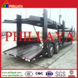 二重車軸油圧上昇システムトレーラーの交通機関の手段