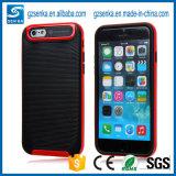 Caso al por mayor de la cubierta del teléfono de la armadura de China para el iPhone 6s