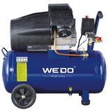 Compresor de aire del mecanismo impulsor directo con el tanque 24L/50L