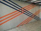훈련소, 교실, 학교를 위한 청각적인 칸막이벽