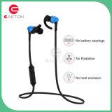 Fone de ouvido de Bluetooth do esporte para o telefone móvel