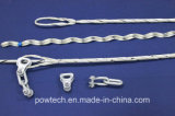 Струбцина тупика для кабеля Fittting ADSS/Opgw/комплектов напряжения