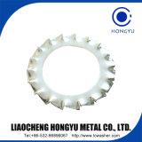 Type circlip de l'acier inoxydable E DIN 6799