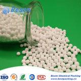 Allumina attivata per l'elemento portante di catalizzatore petrochimico