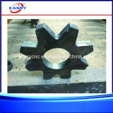 CNC de Scherpe Machine van de Vlam voor de Plaat van het Koper van het Blad van het Roestvrij staal