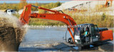 Het Uitbaggeren Hitachi van China het Gloednieuwe Amfibische Graafwerktuig van het Graafwerktuig