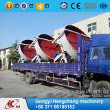 Máquina de la nodulizadora del disco del fertilizante de la alta calidad de China