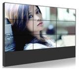 46 인치 영상 벽을%s 가진 최고 좁은 날의 사면 LCD 영상 벽