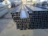 Ranurado C / Z / T Canal de acero con superficie Galvanzied