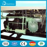 HVAC охладитель воды винта 80 тонн охлаженный воздухом