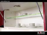 Welbom 디자인 도매 가구 높은 광택 래커 모듈 부엌 찬장