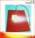 熱の出版物のための適用範囲が広いシリコーンのヒーター400*500*1.5mm 120V 800W