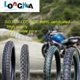 A fábrica de Longhua fornece diretamente o pneu da motocicleta com a boa qualidade (2.75-18)