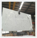 Quartzo de superfície contínuo para bancadas da cozinha (bancada de pedra artificial)