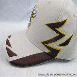 el precio bajo 100%Cotton calificó el béisbol Cap&Hat de los 6 paneles